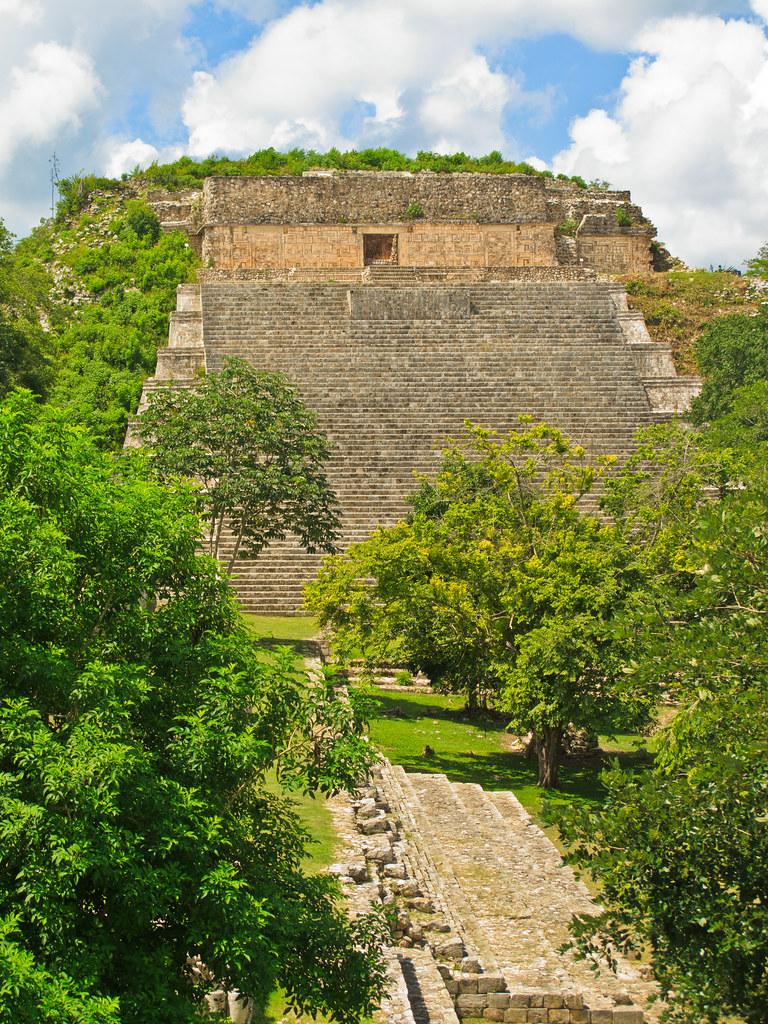 The Great Pyramid, Uxmal