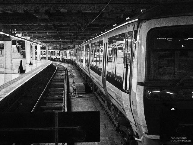 227/365 - Taking the train