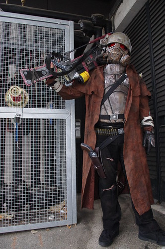 Fallout New Vegas NCR Trooper Ayacon 2011