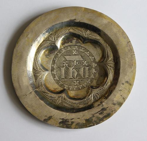 Medieval paten