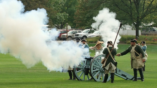Artillery Demonstration #2