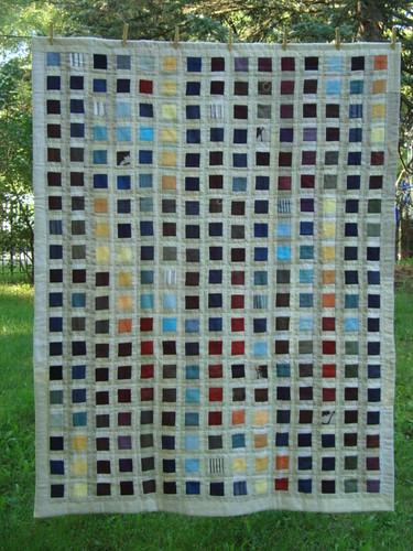 Tiny Scrappy Squares