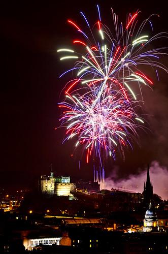 Festival Fireworks 1