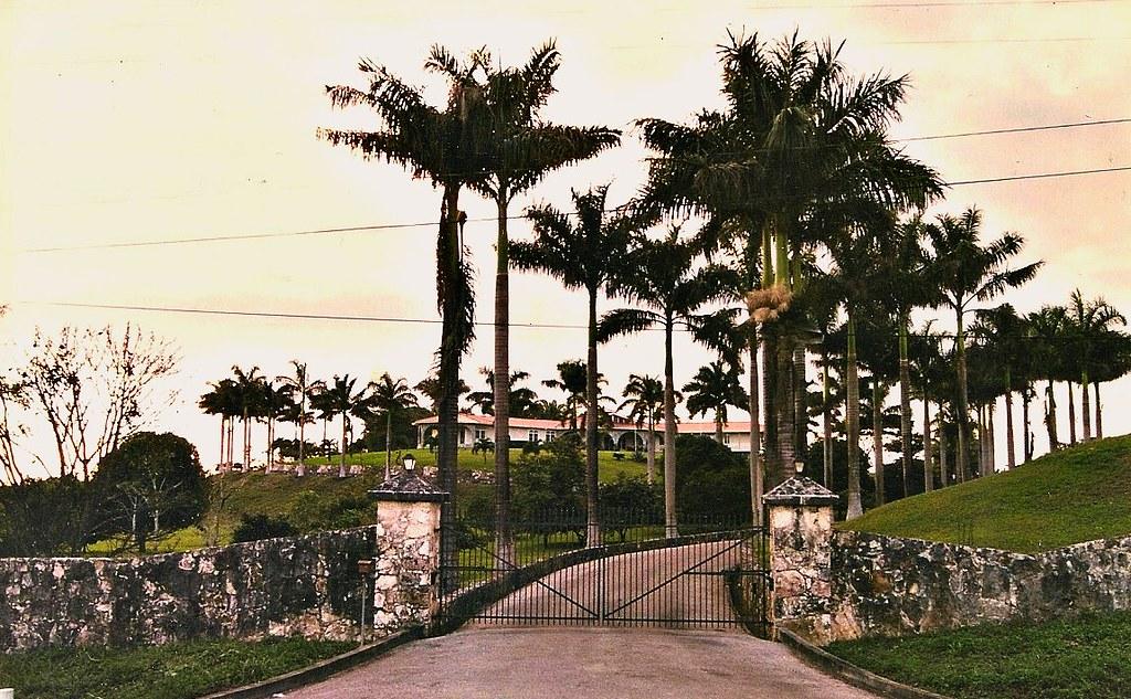 The House, Belmopan, Belize.