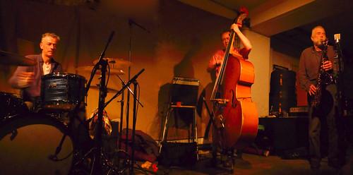 Peter Brötzmann, John Edwards, Steve Noble @ Cafe Oto 28.3.12