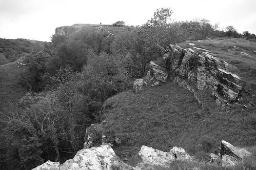 20110918-14_(b+w) Above Cheddar Gorge by gary.hadden