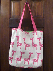 flat bottom tote