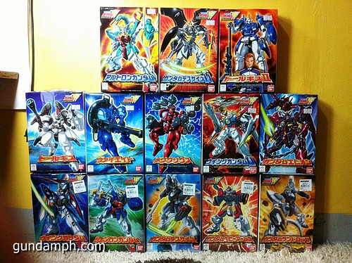 144 NG Gundam Wing Complete List  1955 Make (Old School) (3)