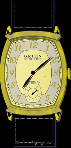 Gruen Veri-Thin