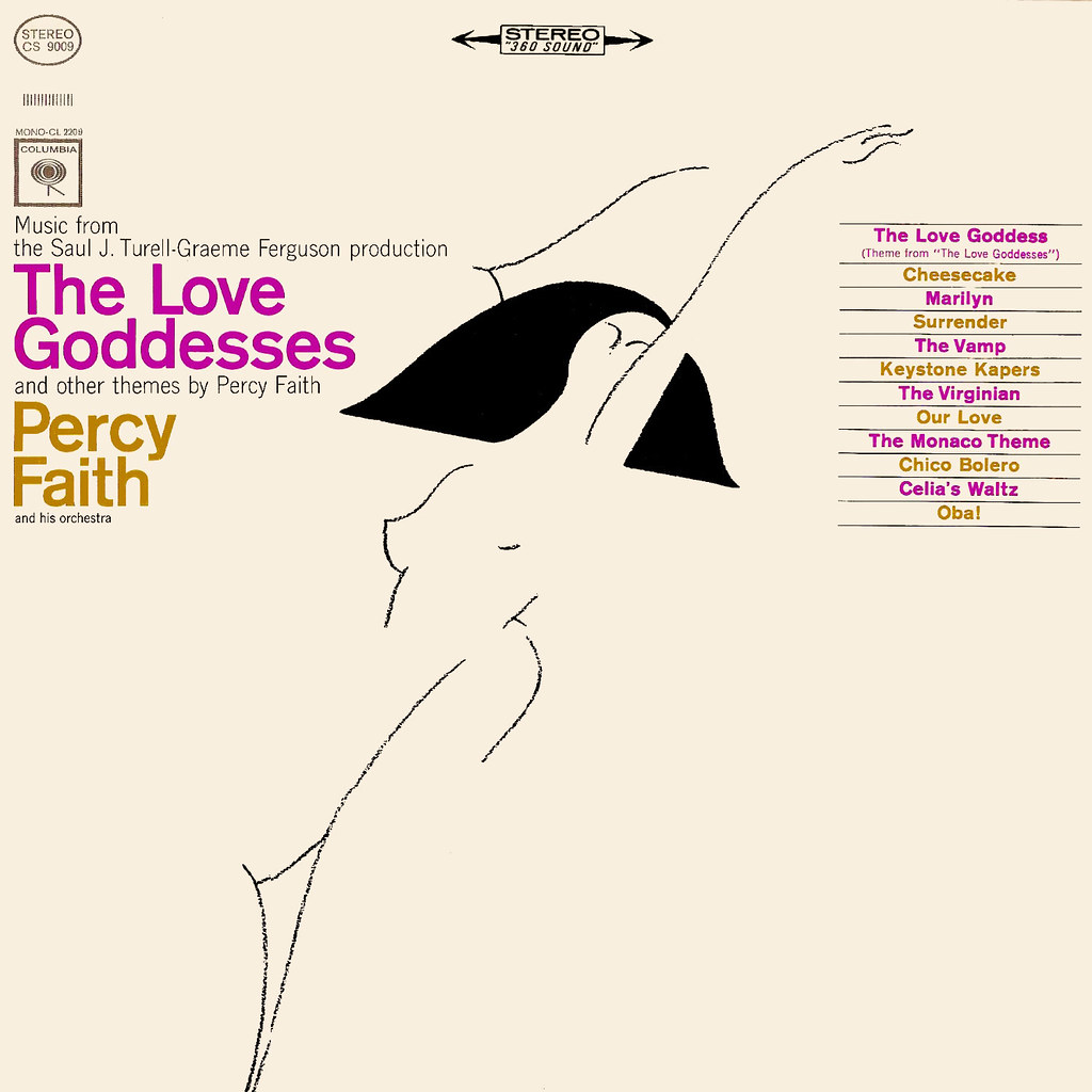 Percy Faith - The Love Goddesses