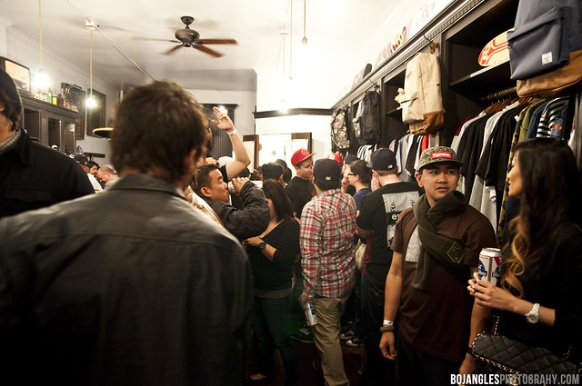 5&ADIME release party 2012