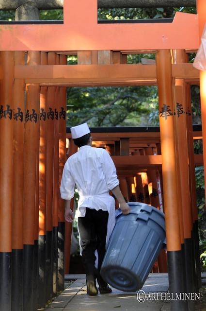 A day at Ueno park