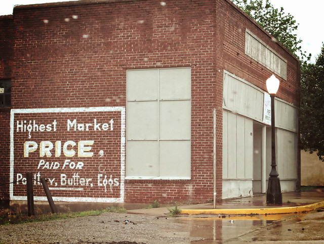 """Buying Eggs No More"", Depew, Oklahoma, Route 66. Photo copyright Jen Baker/Liberty Images; all rights reserved (pinning is okay)"