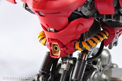 Formania Sazabi Bust Display Figure Unboxing Review Photos (124)