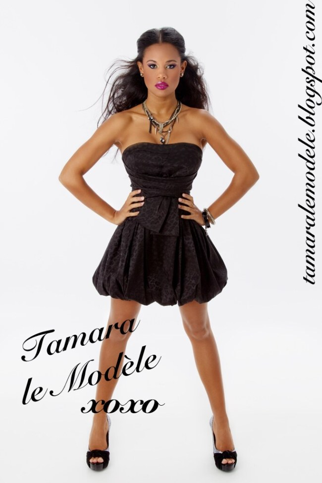 Tamara le Modèle