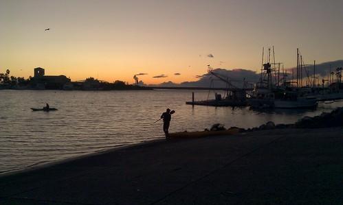 Ventura Harbor Boat Launch