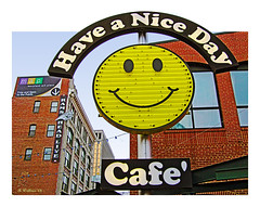 Smiley Face Cafe - OOF