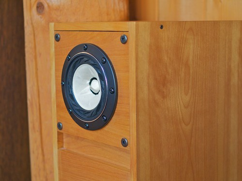 Back Loaded Horn Speaker Enclosure (Fostex BK10)