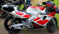 Yamaha Motorbike Insurance, YAMAHA TZR 250 1986-96 TWIN CYLINDER TWO STROKE