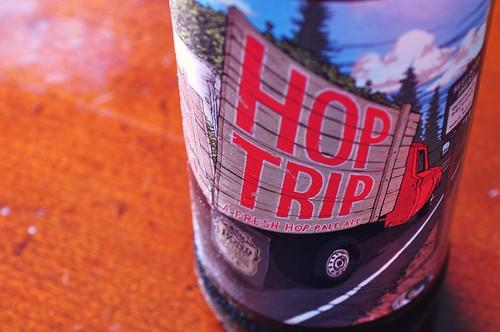 Deschutes Hop Trip Pale Ale 2011