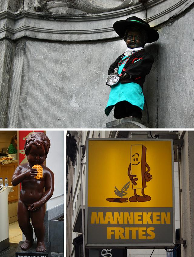 mannekin
