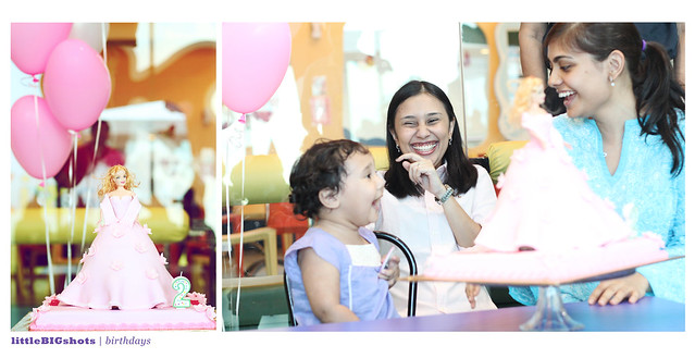 Sophia Zara is Big 2!