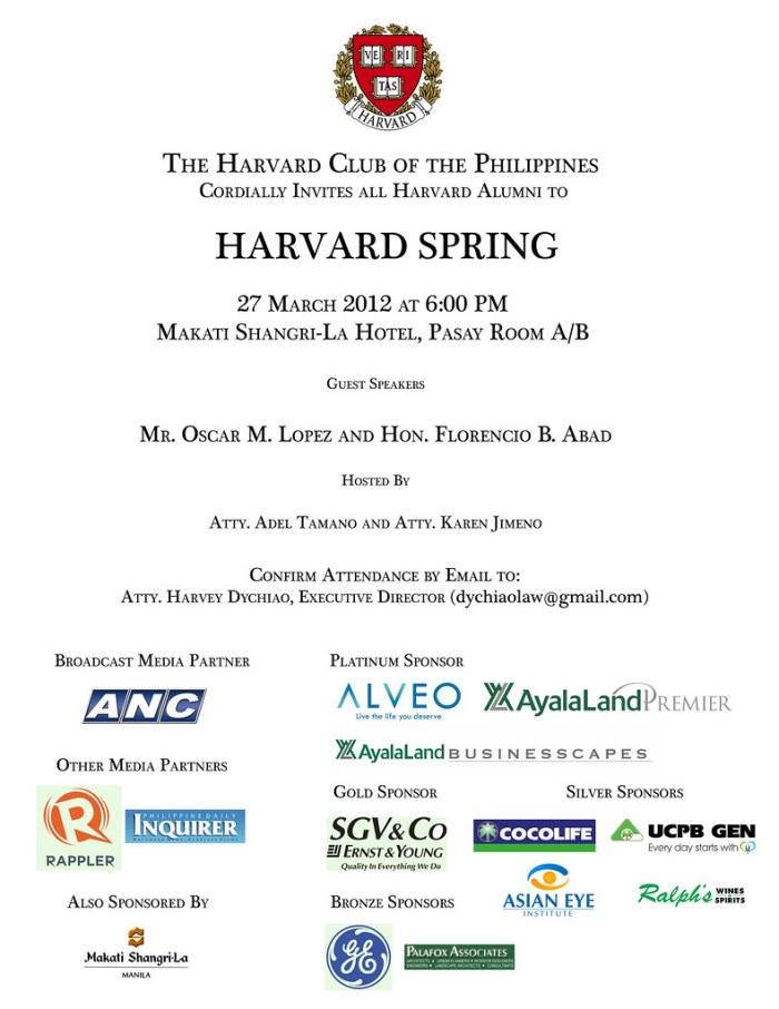 Harvard Spring Poster (3_19_12)