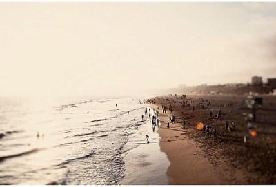 Jon Rou The Beach