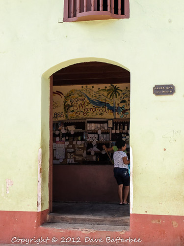 Bodega Doorway