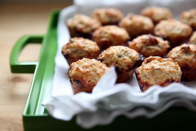 Sun-Dried Tomato Mini Muffins 2