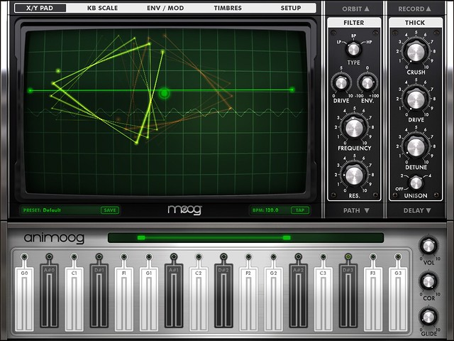 AniMoog screenshot