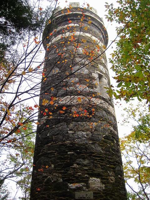 Brattleboro Retreat Tower