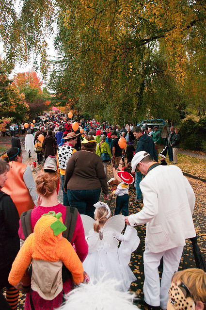 sellwood monster march