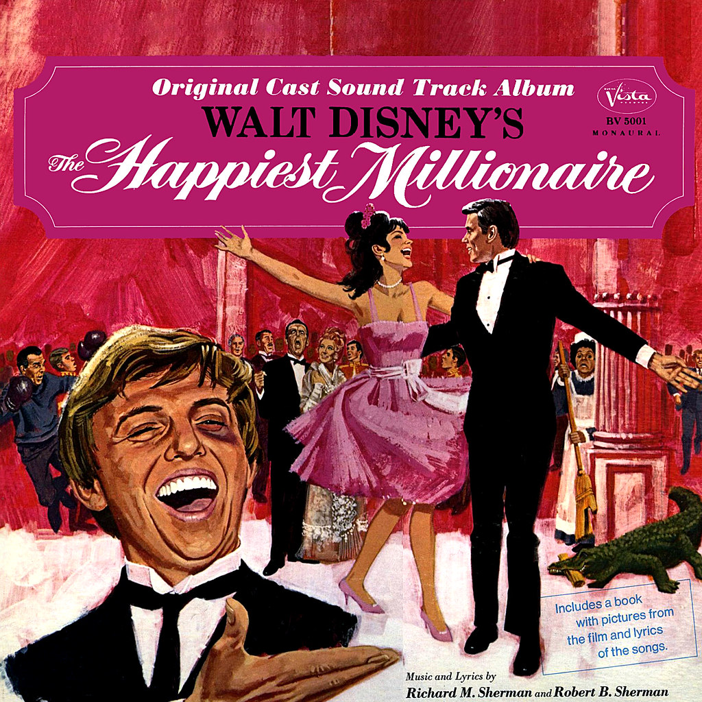 Richard M. Sherman, Robert B. Sherman - The Happiest Millionaire