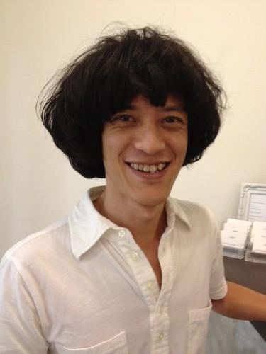 ari's new hair style
