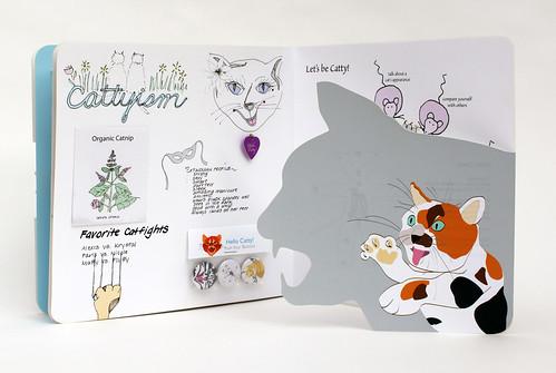 Karen Chew & Nanette Wylde - Hello Catty!