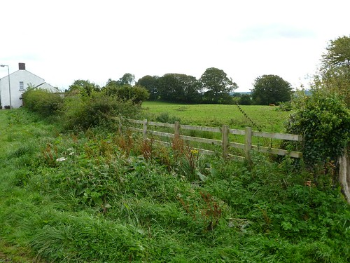 The site of Milecastle 58