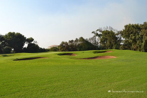 buca 14 golf Mohammedia