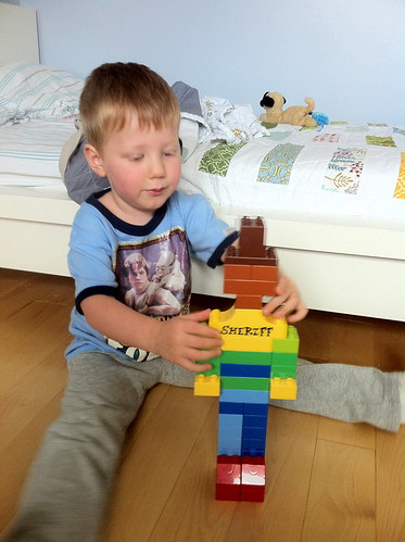 Making a Duplo Giant