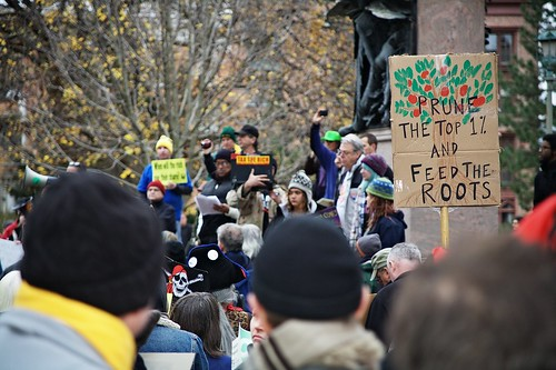 Occupy Albany, 11.17.2011