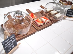 Provisions Storage cake display, Graze at Martin No. 38, Martin Road