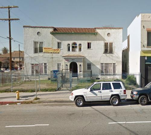 4214 Hoover St. LA