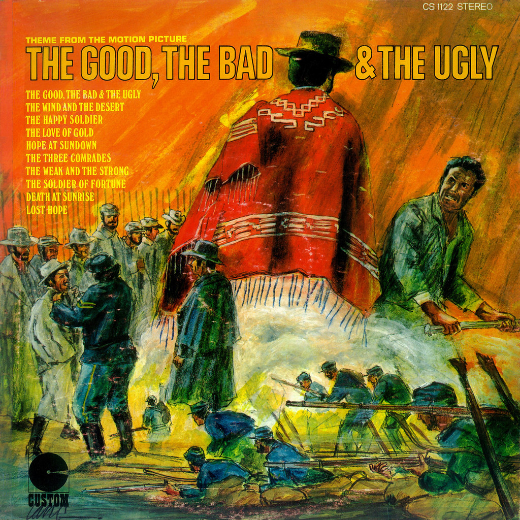 Theme from the Motion Picture The Good, the Bad & the Ugly