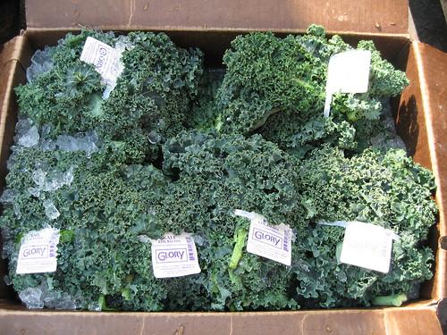 Glory Foods Fresh Kale Greens