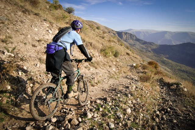 Off road cycling in Armenia