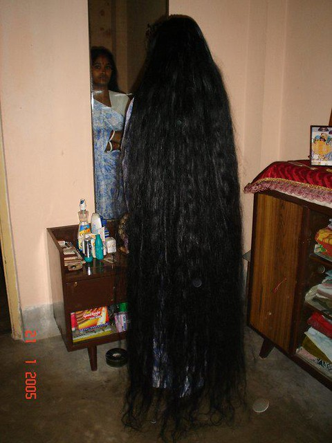 CHINA Floor Length Hair A Gallery On Flickr