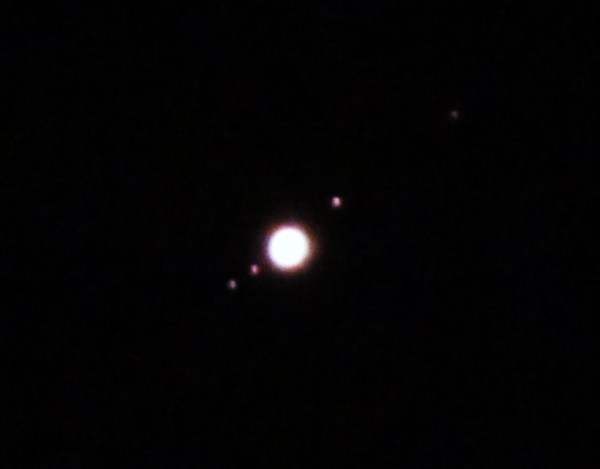 Jupiter and Its 63 Moons Pics about space