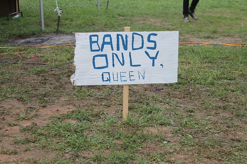 Bands Only, Queen!
