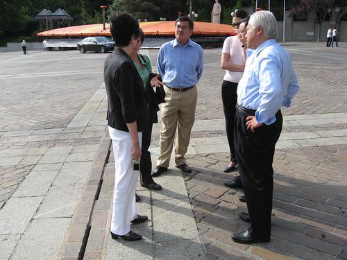 Botschafter der Asien-Pazifik-Länder zu Besuch im Wallis por Kanton Wallis