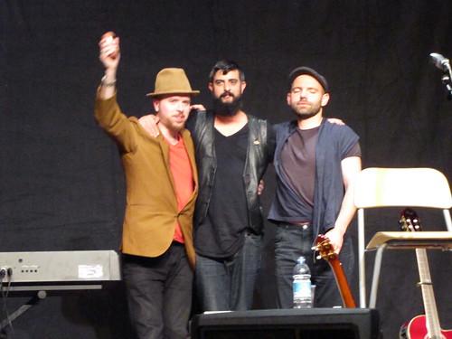 Scott Matthew live at Teatro Martinitt Milano